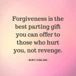 Forgive Those Who Hurt You