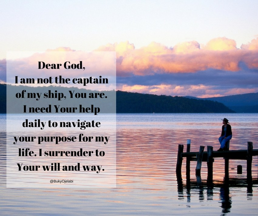 Who Is Steering Your Ship