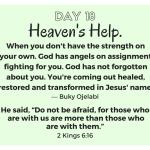 Heaven's Help.