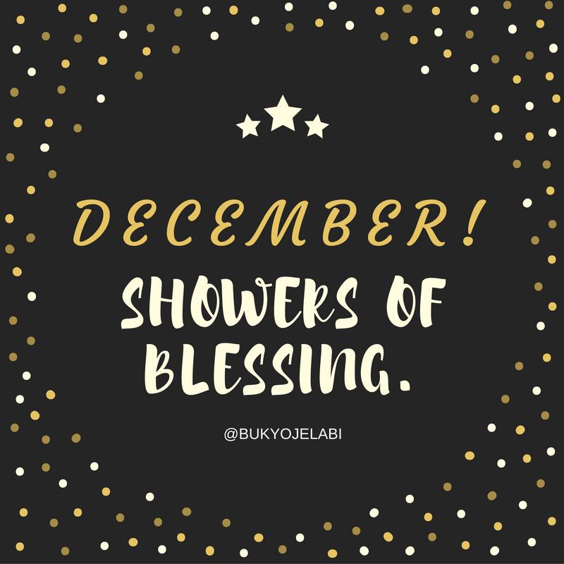 December prayer