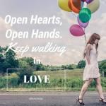 Keep Walking In Love