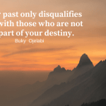 Your Past Does Not Disqualify You.