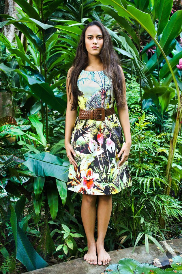 Bula Bride Fiji Wedding Blog // Fashion Inspiration: Desert Flower