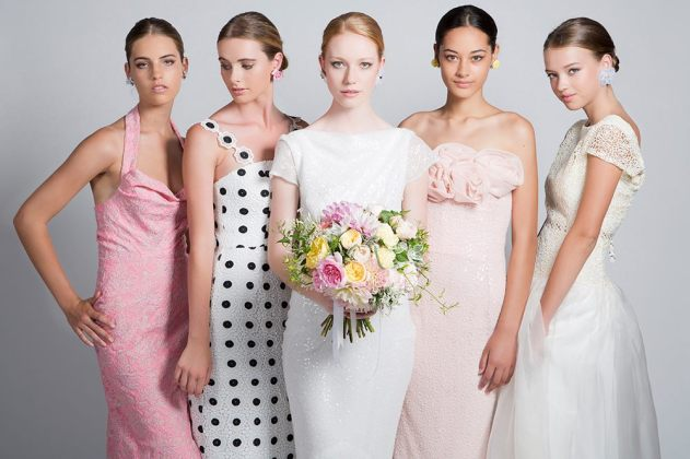 Bula Bride Fiji Wedding Blog // Kelsea Genna 2015 Evening & Wedding Collection
