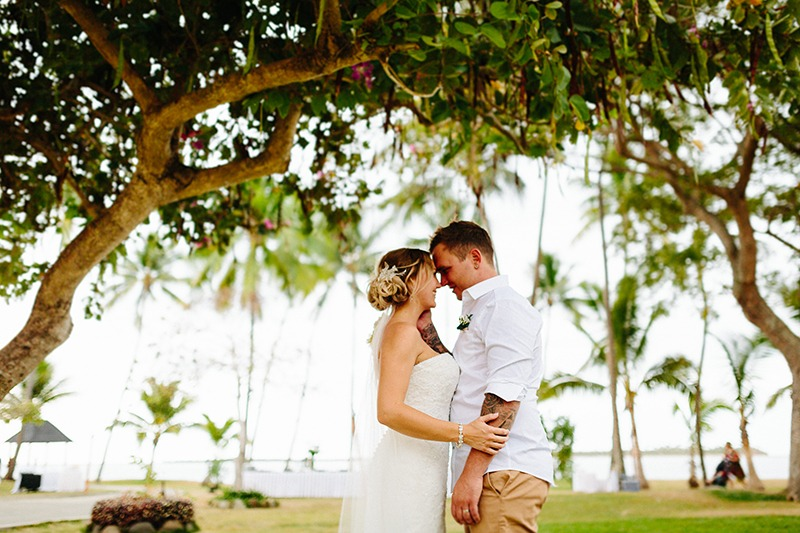 Bula Bride Fiji Wedding Blog // Sheraton Fiji Wedding. Captured by NadiBay Photography