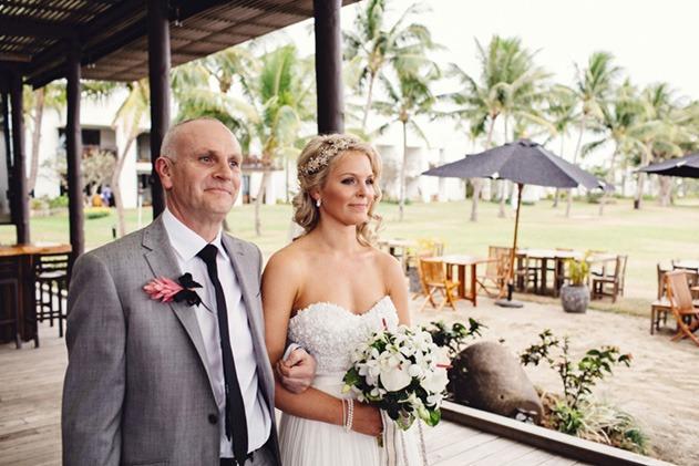 Bula Bride Fiji Wedding Blog // Sam & Sara — Hilton Fiji Wedding. Captured by Kellee Walsh. See more at www.bulabride.com