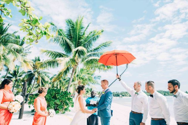 Bula Bride Fiji Wedding Blog // Marty & Sarah — Musket Cove Fiji Wedding. Captured by Holmes Street Photography