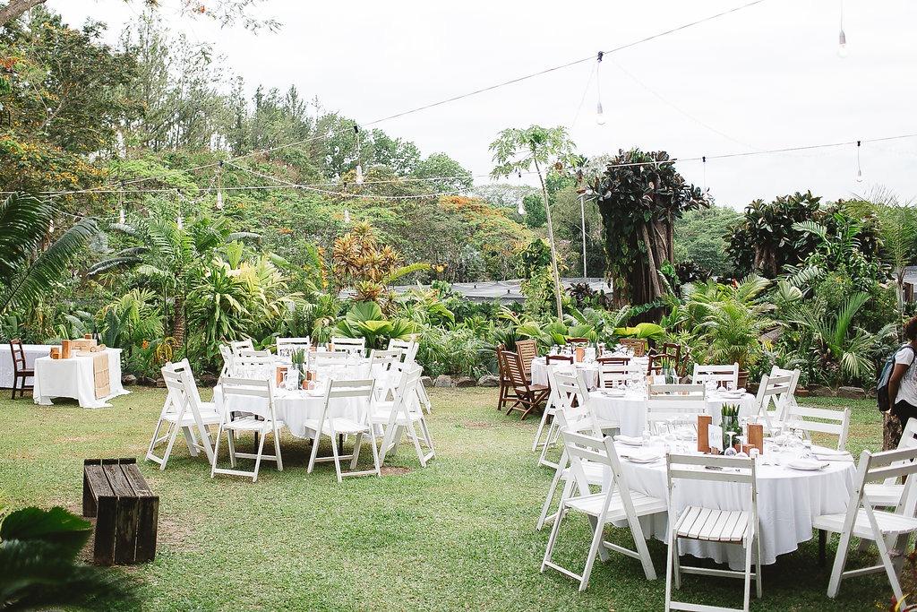 Bula Bride Fiji Wedding Blog // Jess & Brad — Garden Fiji Wedding. Captured by Leezett Photography. By Dua.Tani Fiji