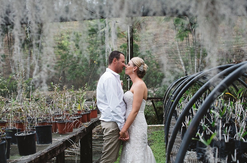 Brad & Jess — Garden of the Sleeping Giant Fiji Wedding