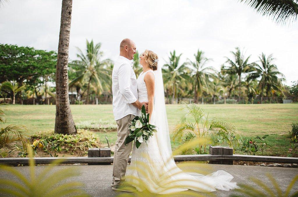 Josh & Kelly —Hilton Fiji Wedding