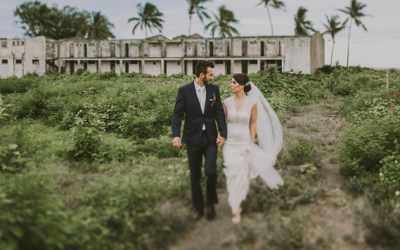 Dan & Tarlia — Outrigger Fiji Wedding