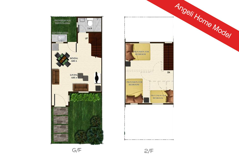 Angeli Floor Plan