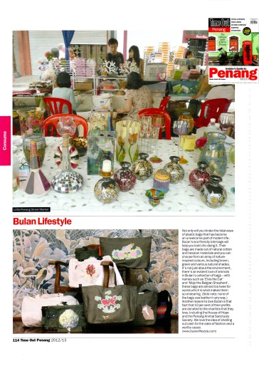 Time Out Penang guide 2012/2013
