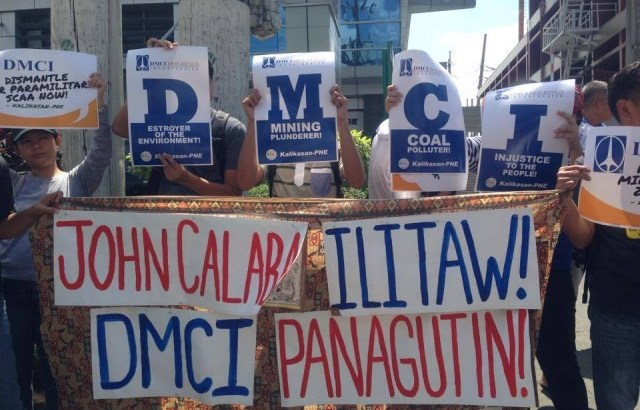 Makabayan solons want probe into approval for DMCI coal plant
