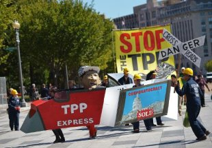 If There Really Is a Final TPP Deal: Can It Pass Congress?