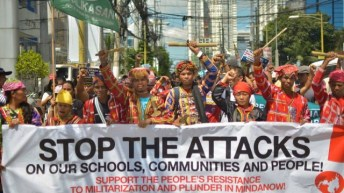 Harassments against Lumads persist: Higaonon leader forced to surrender as NPA