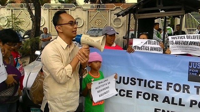 Morong 43 asks Ombudsman to reconsider torture, robbery cases vs Arroyo, Army officials