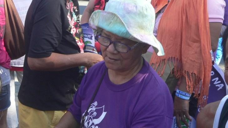 Inocenta Wenceslao | Tireless woman organizer from Davao to Quezon City