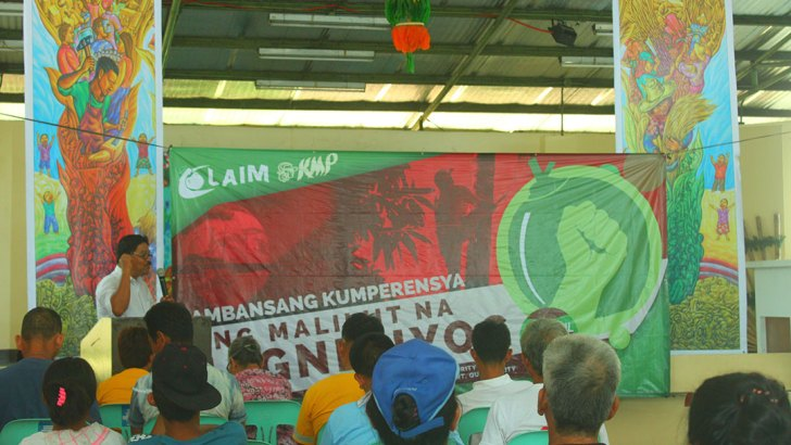 Farmers dare presidentiables to recover, return coco levy