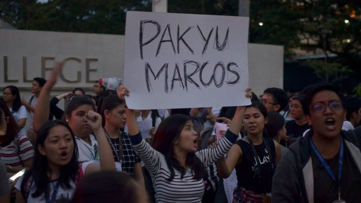 Ateneo, Miriam, UP unite in condemning sneaky burial of Marcos at Libingan