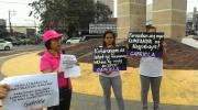Women workers demand justice for HTI workers