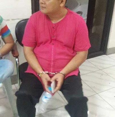 Aglipayan bishop, 3 others arrested in Ozamis City