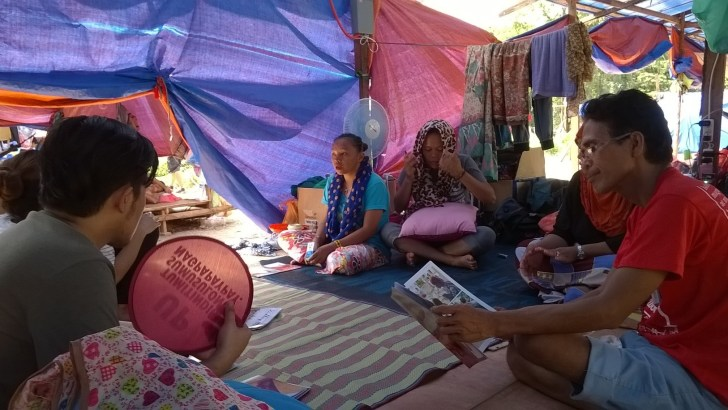 Lakbayan 2017 | 'There is no Jollibee in Marawi, but we were peaceful and happy'