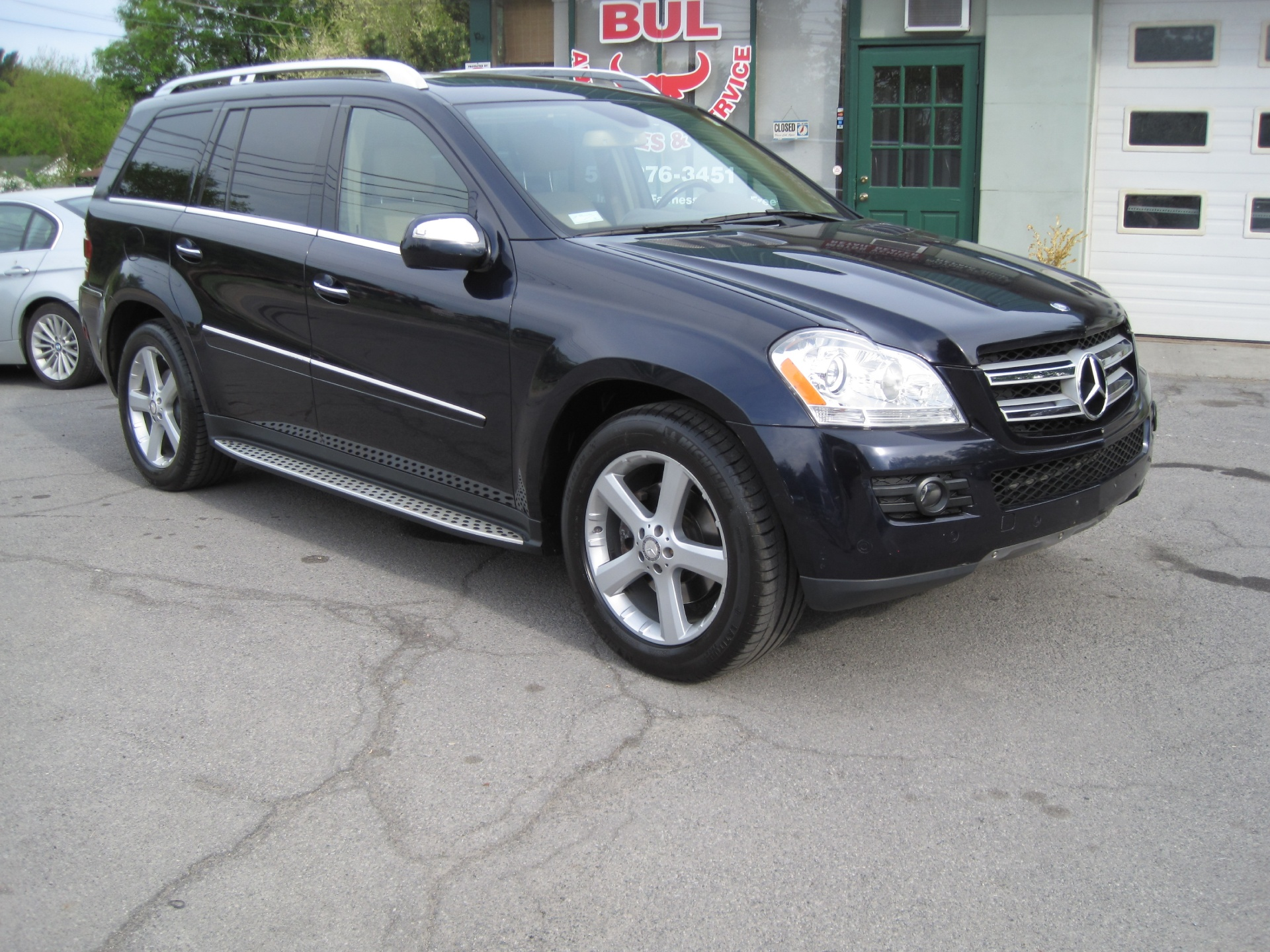 2009 Mercedesbenz Glclass Gl450 4matic Awd Loaded,rear
