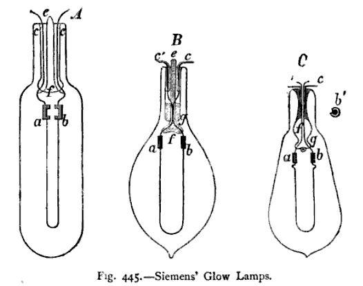 kilokat's ANTIQUE LIGHT BULB site: Siemens & Halske