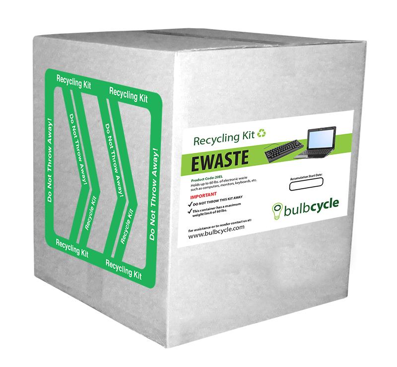 eWaste Recycling Box