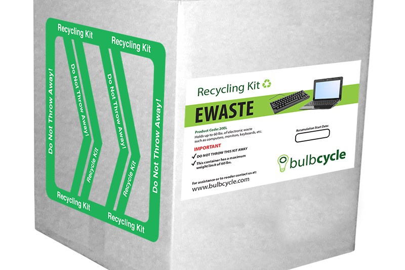 eWaste Recycling Box