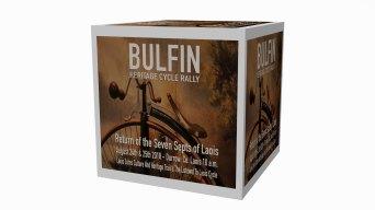 Bulfin Heritage Cycle Rally 2018 Poster