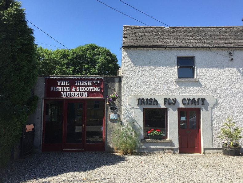 Attanagh's Irish Fly-Fishing and Game Shooting Museum - Fish and Game Breakfast & Heritage Talk on Day One of this year's Bulfin Heritage Cycle Rally.