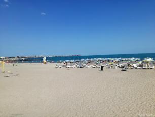 Южный пляж Поморие