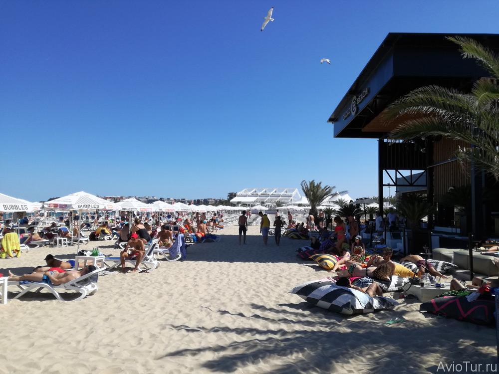 Cacao Beach - ночные клубы на знаменитом болгарском пляже