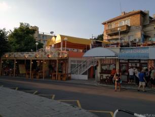 Болгария.  Fast food