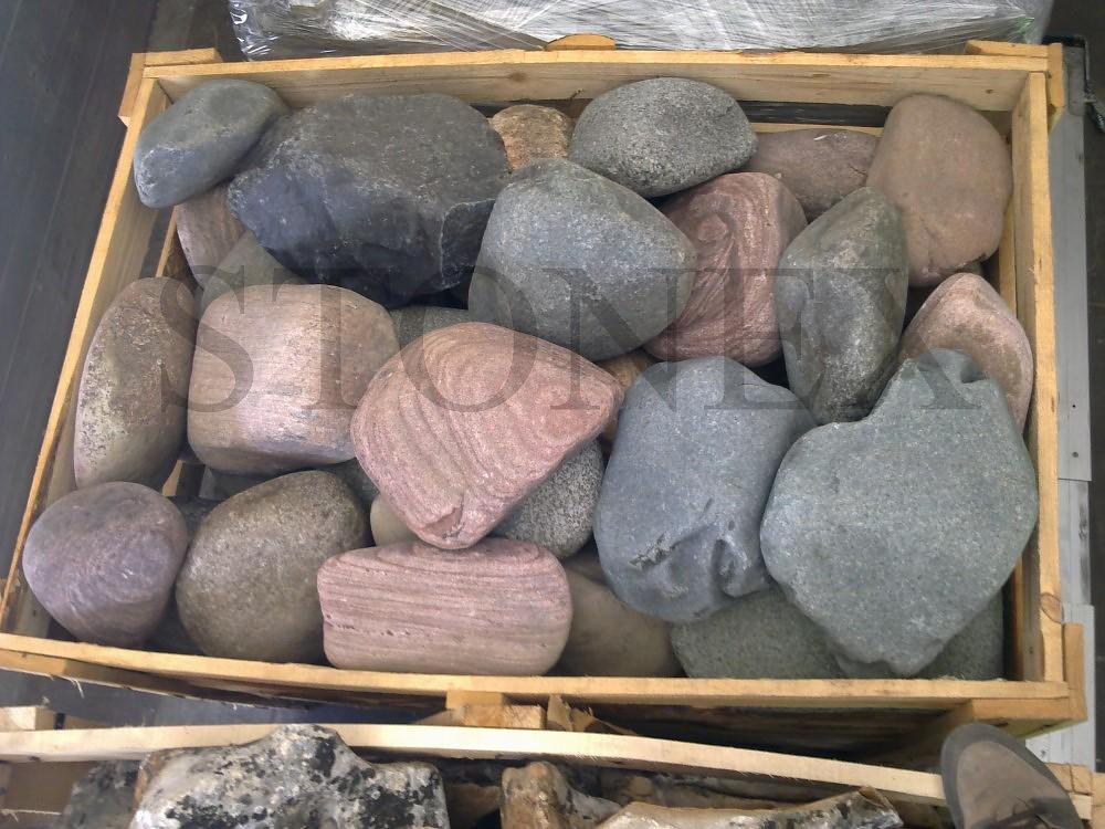 Pietre di fiume  STONEX  Pietre Naturale pietra naturale poligonale piatra Ristavimento