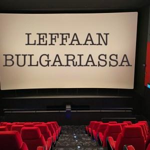 Elokuvateatterit Bulgariassa