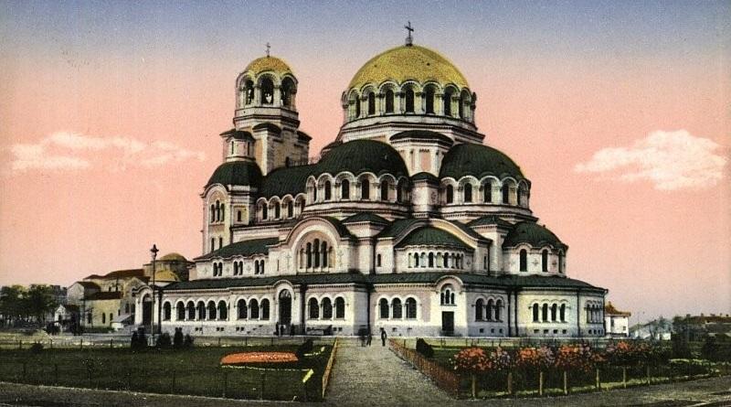 """Построяването на """"Св. Александър Невски"""" – символът на българското ..."""