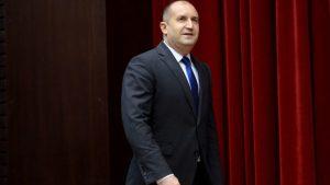 Bulgaria's President Rumen Radev will visit Russia on 21-22 May