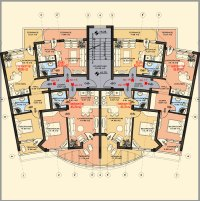 Two Bedroom Apartment Layout Plans | Apartment Design Ideas