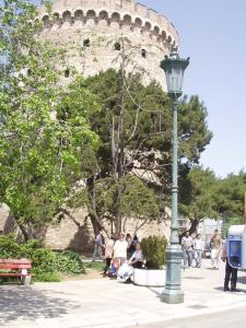 The White Tower, Tourist Spot in Thessaloniki