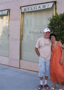 Bulgarians at Bulgari