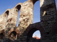 Nessebar: ancient history on the Black Sea coast.