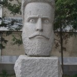 Bulgarian revolutionary hero Hristo Botev