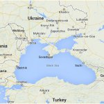 map, black sea