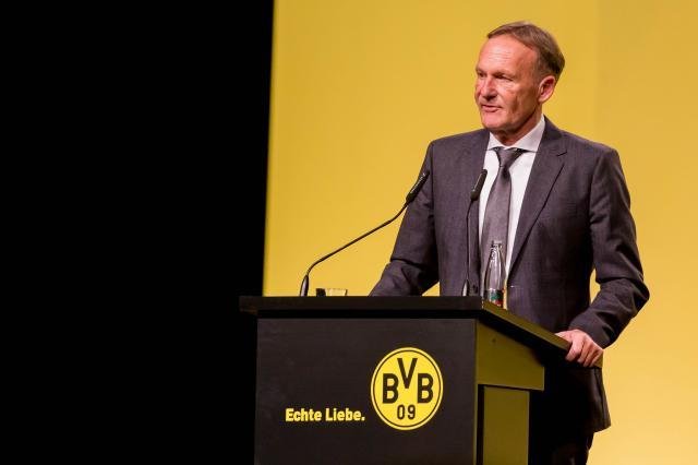 Hans-Joachim Watzke: Dortmund are still Germany's 'second power' ahead of RB Leipzig