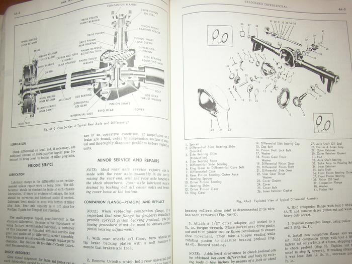 1968 68 Gto Tempest Wiring Diagram Manual