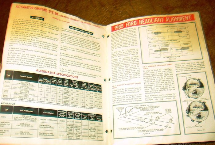 Ford Wiring Diagram Together With 1965 Ford Galaxie Wiring Diagram On