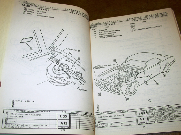 Diagrams For A 1981 Camaro Motor Repalcement Parts And Diagram